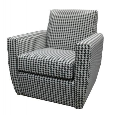 Swivel Glider Chair Azure 2550