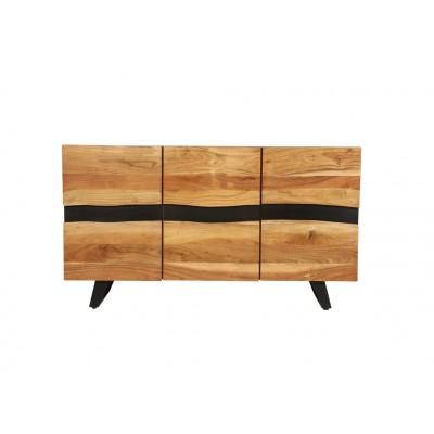 "Acacia Wood Sideboard 59""  JT-14"