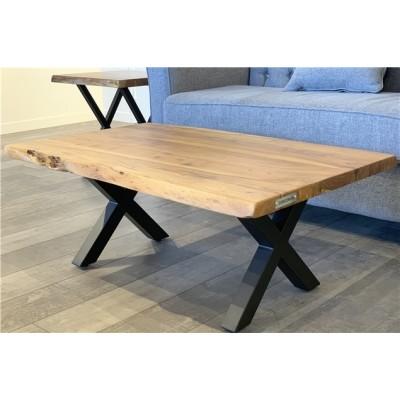 Acacia live edge coffee table ZEN-COF1