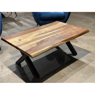 Sheesham live edge coffee table ZEN-COF2-SH
