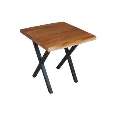 Acacia live edge end table ZEN-END1