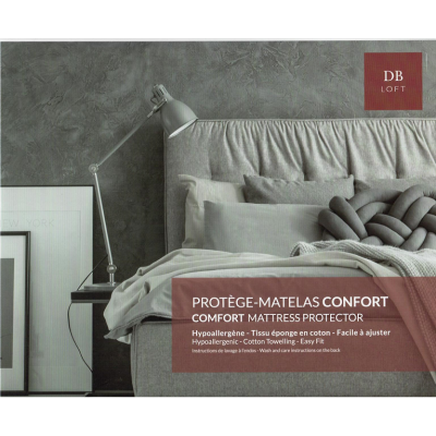 Couvre matelas King Confort