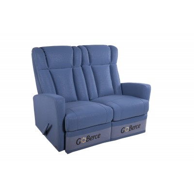 Causeuse inclinable 6416 (Sweet 004)