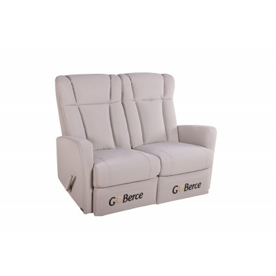 Causeuse inclinable 6416 (Sweet 005)