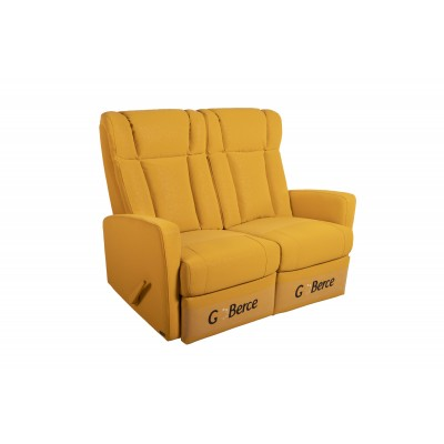 Causeuse inclinable 6416 (Sweet 007)