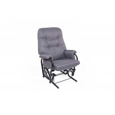 Chaise bercante et inclinable F02