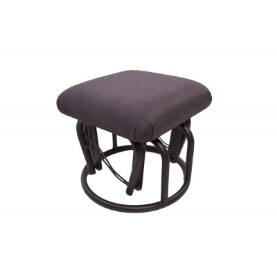 Gliding Ottoman with Round Base M03