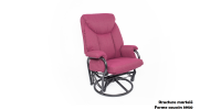 Reclining, Swivel and Glider Chair F03