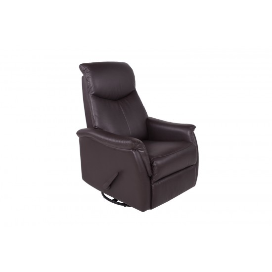 Reclining, Gliding and Swivel Chair 6126