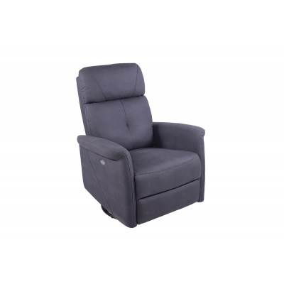 Power Reclining, Gliding and Swivel Chair 6376