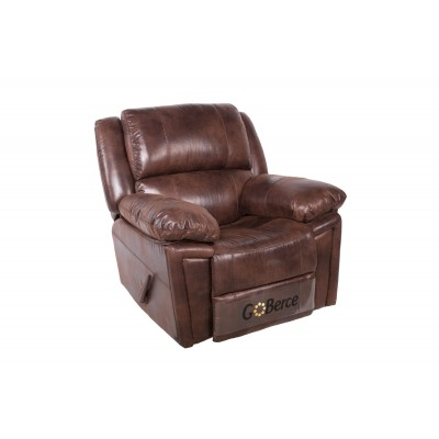 Fauteuil bercant et inclinable 8149