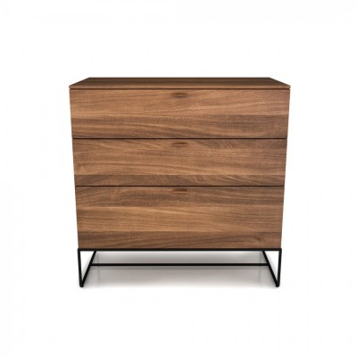 Linea 3-Drawer Chest