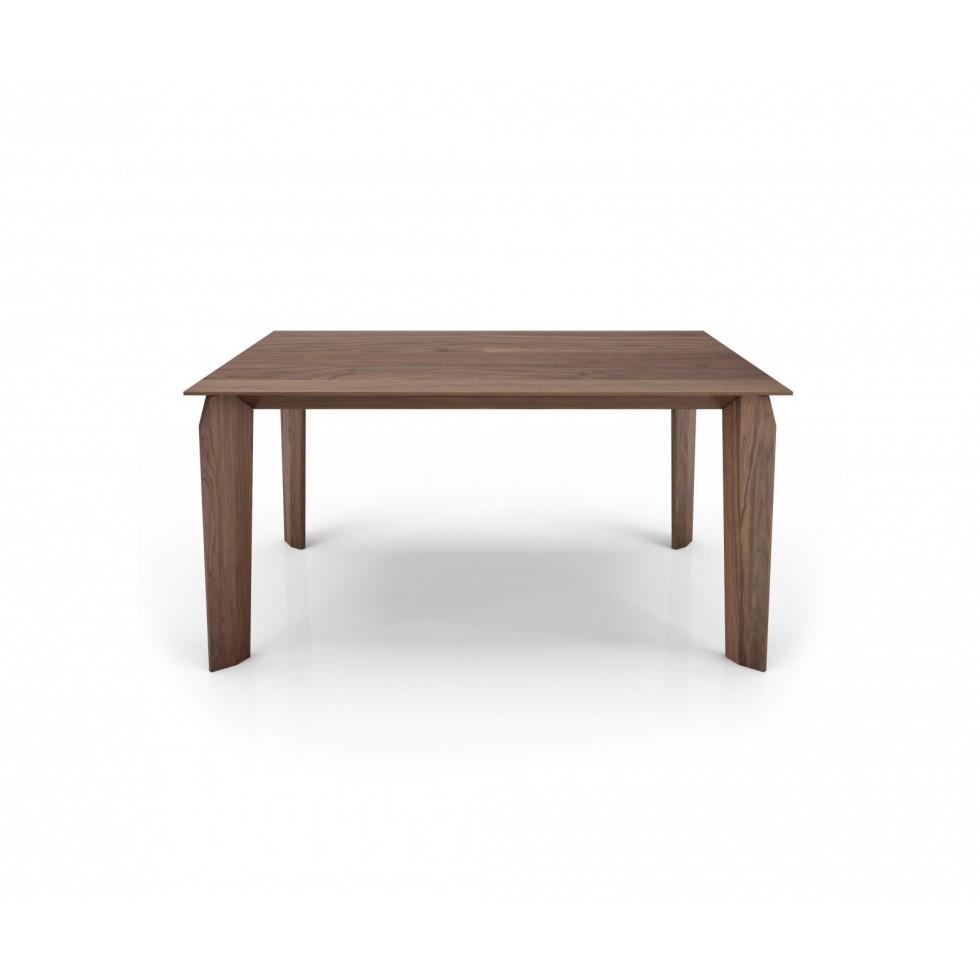 table en noyer magnolia 60 francis campbell meubles. Black Bedroom Furniture Sets. Home Design Ideas
