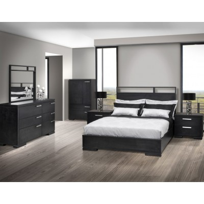 Atlanta 22000 6pcs. Bedroom set