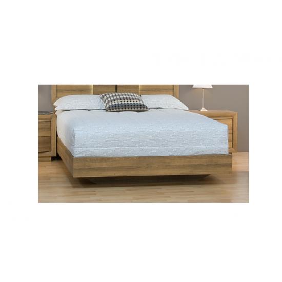 Queen platform bed 28033-06