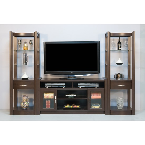 TV Stand with two columns 67538