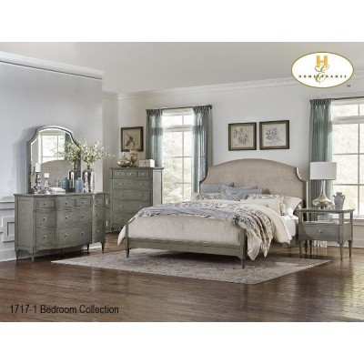 Albright Queen 6pcs. Bedroom Set