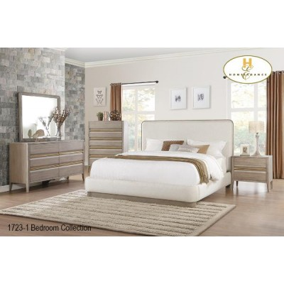 Aristide Queen 6pcs. Bedroom Set