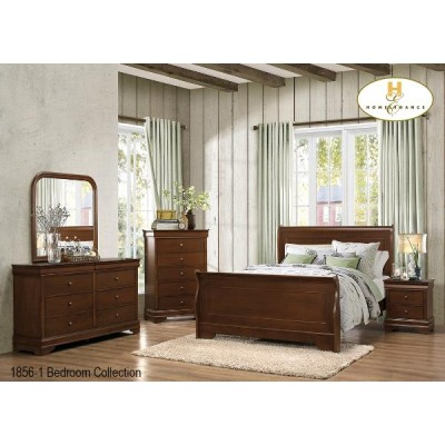 Abbeville Twin 6pcs. Bedroom Set
