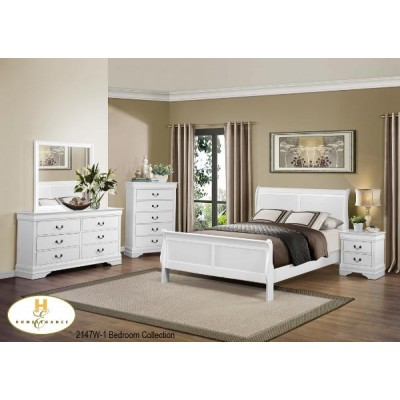 Mayville Twin 6pcs. Bedroom Set