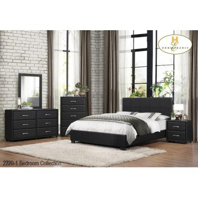 Lorenzi Twin 6pcs. Bedroom Set