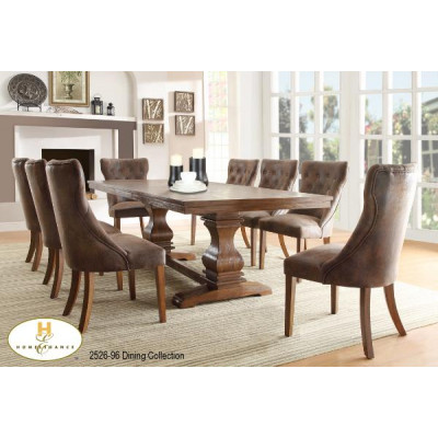 Marie Louise 9pcs. Dining Set