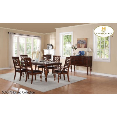 Creswell 7pcs. Dining Set