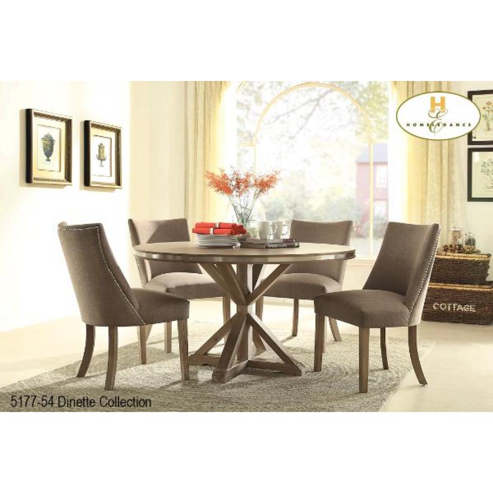 Ensemble Table Et Quatre Chaises Beaugrand