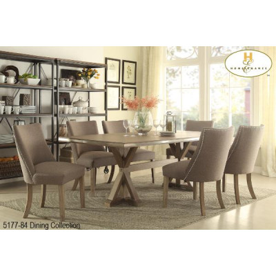 Beaugrand 7pcs. Dining Set