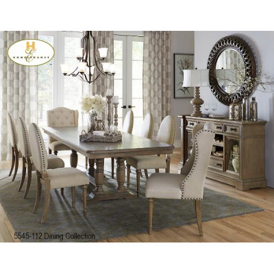 Prestige 9pcs. Dining Set