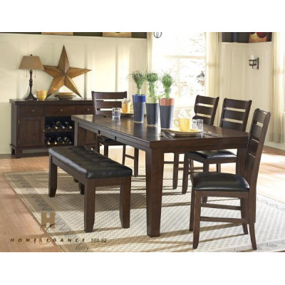 Ameillia 6pcs. Dining Set