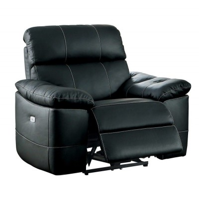 Nicasio Power Recliner (Black)