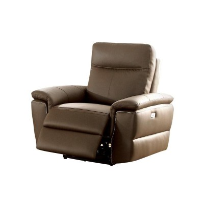 Olympia Power Reclining Chair (Raisin)