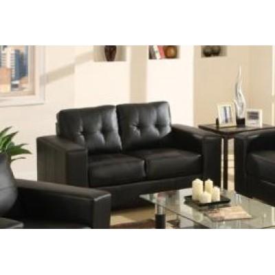 Monterey Loveseat (Black)