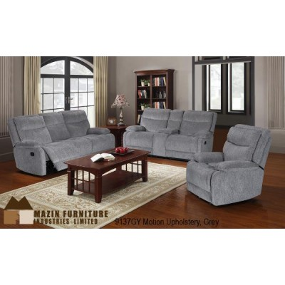 Churchill Reclining 3pcs. Set (Grey)