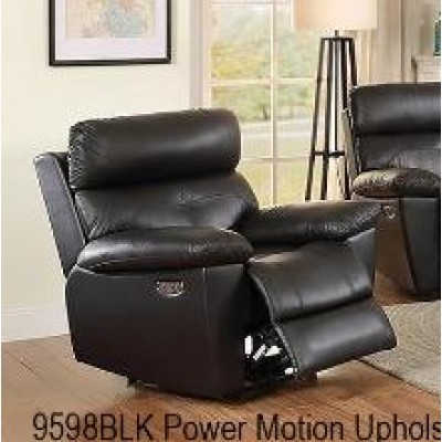 Loomis Power Recliner (Black)