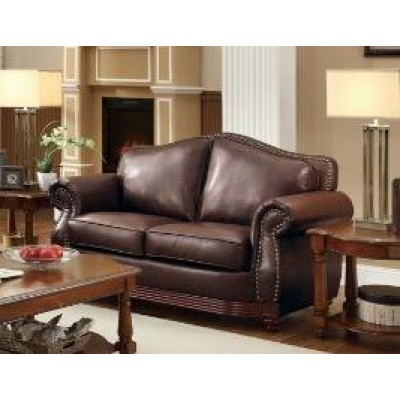 Midwood Loveseat (Dark Brown)