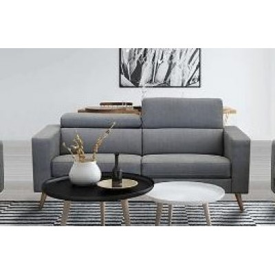 Francis Loveseat (Light Grey)