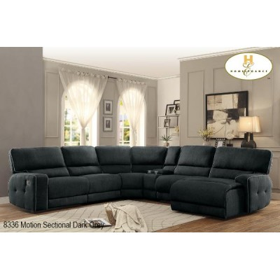 Keamey 6pc. Reclining Sectionnal
