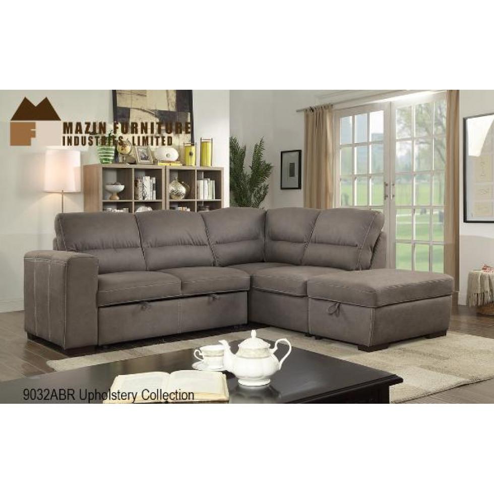 modulaire upholstery divan lit et espace de rangement