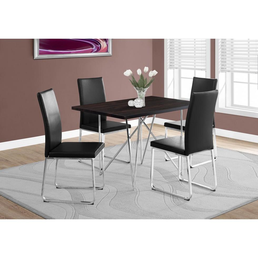 """Rehausser Une Table De Salle A Manger table salle à manger 32""""x48"""" i1039 - francis campbell meubles"""
