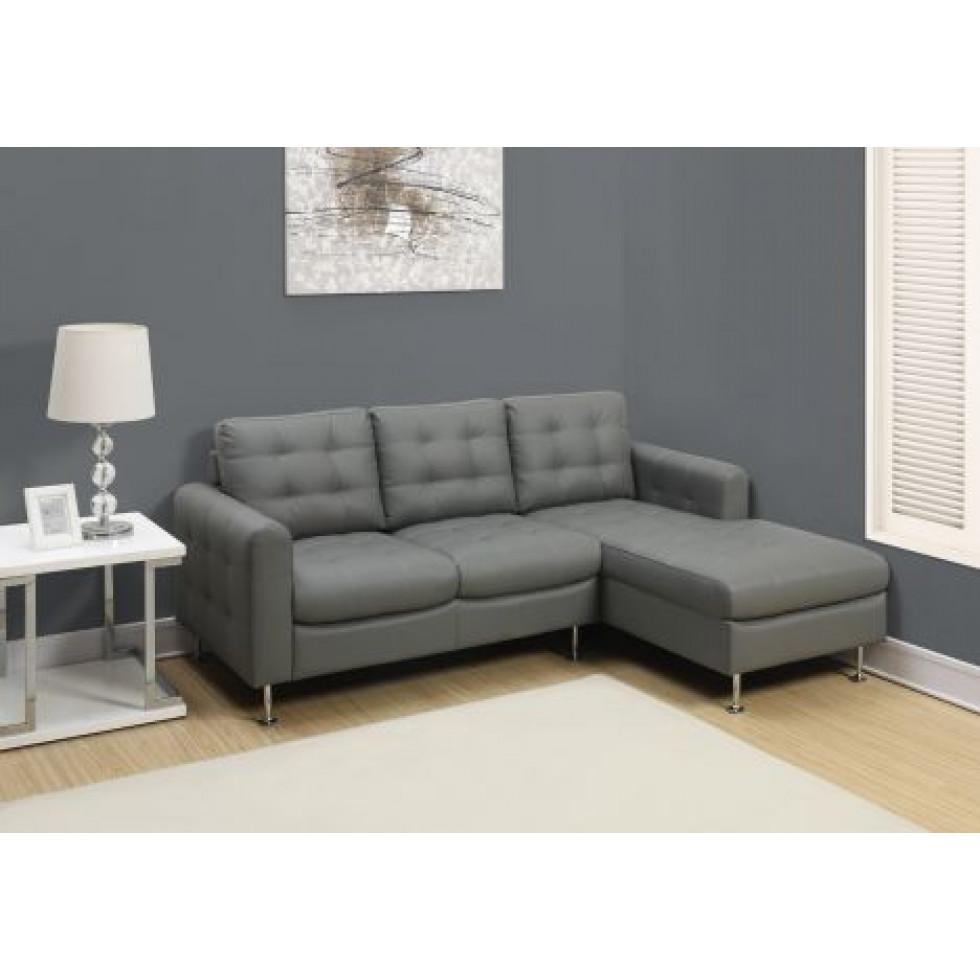 Sofa Lounger I8380LG (Light Grey) ...