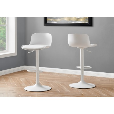 Adjustable Stool I2314 (White)