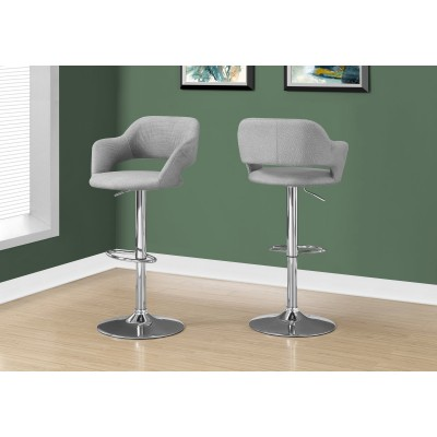 Adjustable Stool I2363 (Grey)