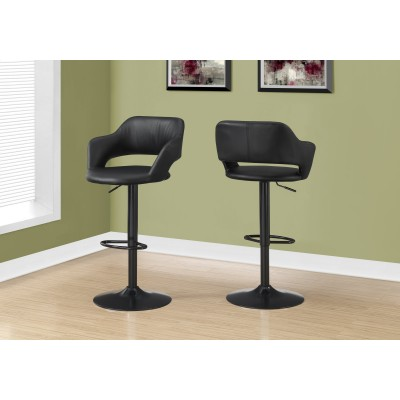 Adjustable Stool I2381 (Black)