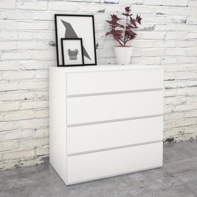 4-Drawer Chest 223603 (White)