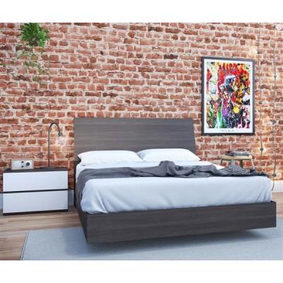 Momentum Full Size Bedroom Set 3pcs (Ebony/White) 400758