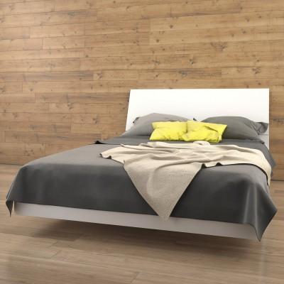 Full Size Bed 2pcs (White) 400783