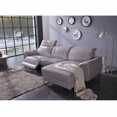 Brianna Power Reclining Sectional