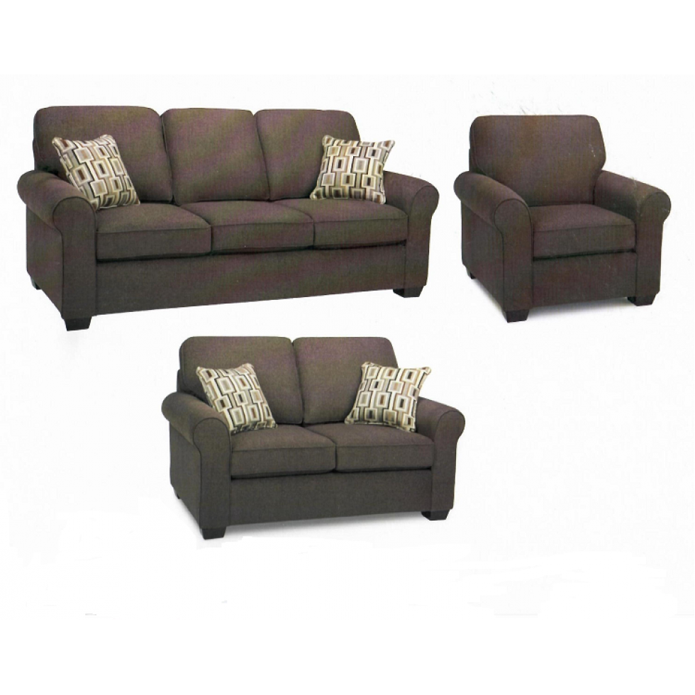 nouveaux styles 7796d 62959 Ensemble 3mcx. Fixe Jordan - Francis Campbell meubles